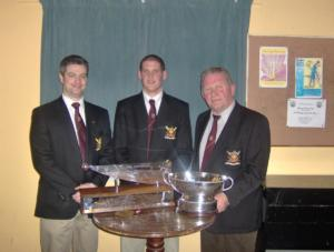 2006 - Sean Diviney, John Forde, Paddy Lally