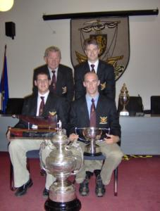 2006 - Mayoral Civic Reception - Mens Senior 8+ (Composite Galway/NUIGBC)