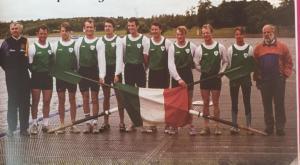 1993 - Home International Regatta - Mens Senior 8+