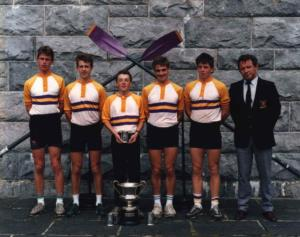 1988 - Mens Noice 4+ Winners