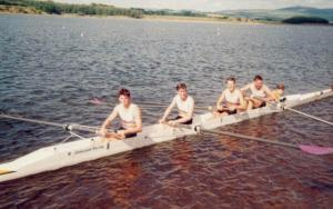 1989 - Mens J18 4+ Winners