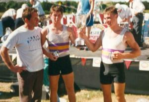 1989 - Mens J18 2- Winners