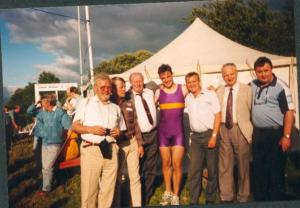 1993 - Mens Novice 1X - Winner