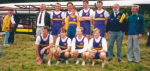 1993 - Mens Senior 8+ Championship Of Ireland