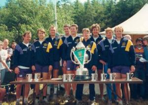 1993 - Mens Senior 8+ Championship Of Ireland - Presentation