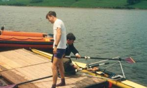 1994 - Mens Novice 1X - Winner