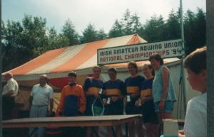 1994 - Womens Novice 4+ - Winners