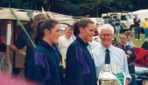 1995 - Womens Senior & J18 2- Champions